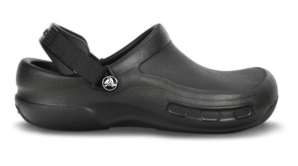 Crocs Bistro Pro Clog Black - Sole Central
