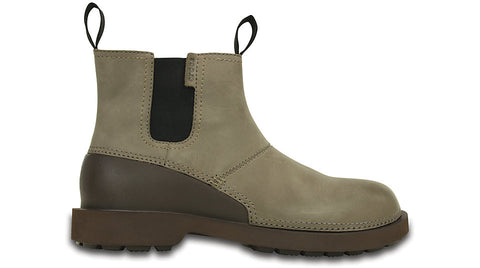 Crocs Breck Boot Walnut Espresso - Sole Central