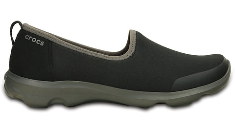 Crocs Busy Day Stretch Skimmer Black Graphite