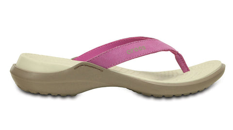 Crocs Capri IV Wild Orchid Stucco - Sole Central