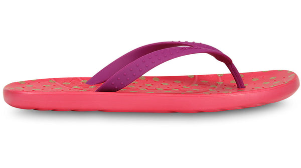 Crocs Chawaii Graphic Flip Viola Poppy - Sole Central
