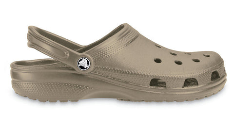Crocs Classic Khaki - Sole Central