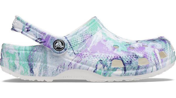 Crocs Classic Out of This World II White Multi