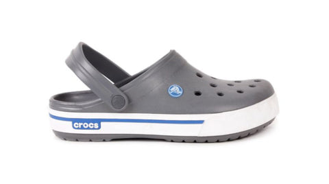 Crocs Crocband II-5 Clog Charcoal Sea Blue