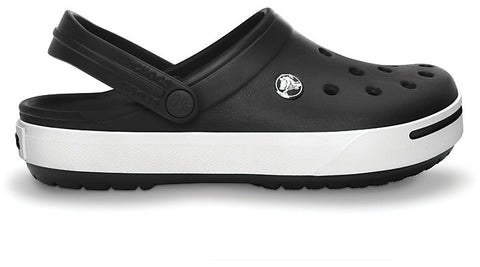 Crocs Crocband II Clog Black - Sole Central