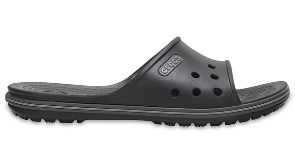 Crocs Crocband II Slide Black Graphite
