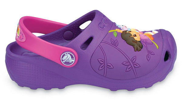 Crocs Kids Dora Adventure Dahlia Fuchsia
