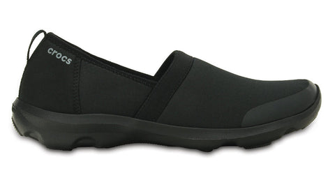 Crocs Duet Busy Day 2 Satya A-Line Black
