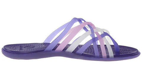 Crocs Huarache Flip Ultra Violet Iris - Sole Central