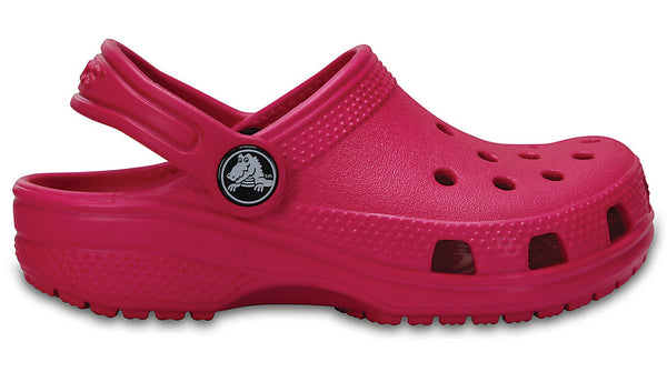 Crocs Kids Classic Candy Pink-Clogs