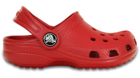 Crocs Kids Classic Red - Sole Central