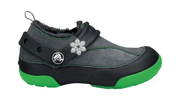 Crocs Kids Dawson Black Charcoal