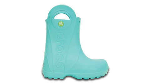 Crocs Kids Handle It Rain Boot Pool