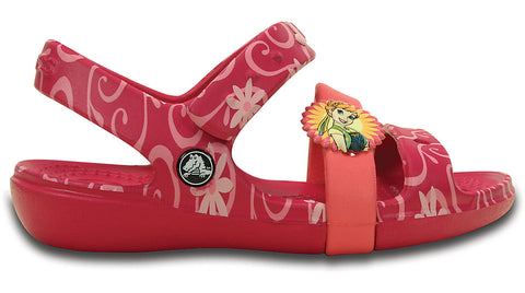 Crocs Kids Keeley Frozen Fever Sandal Raspberry