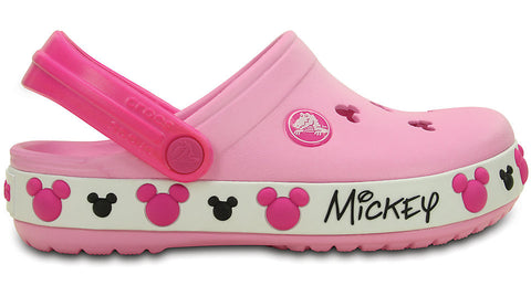 Crocs Mickey IV Clog Carnation