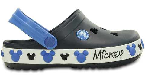 Crocs Mickey IV Clog Navy