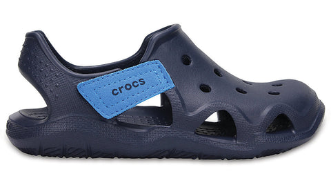 Crocs Kids Swiftwater Wave Navy-Clogs