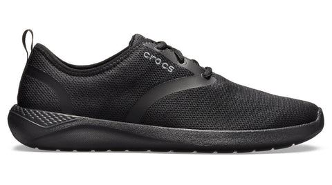 Crocs LiteRide Lace Black