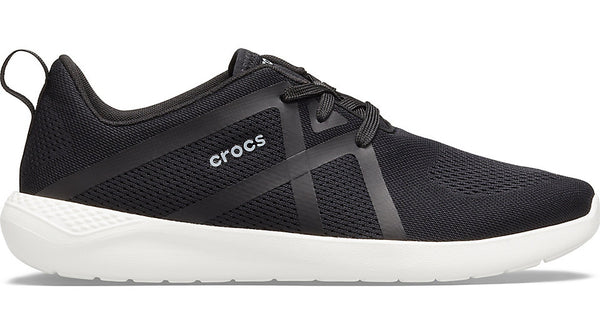 Crocs LiteRide Modeform Lace Black White