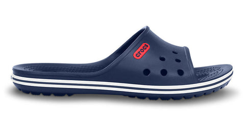 Crocs Crocband LoPro Slide Navy - Sole Central