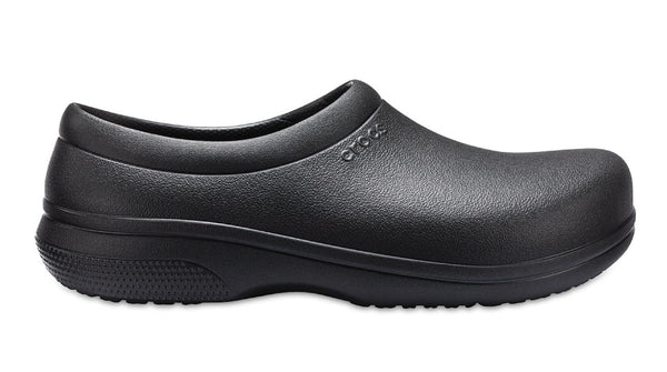 Crocs On The Clock Work Clog Black-Clogs