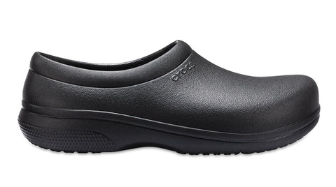 Crocs On The Clock Work Clog Black