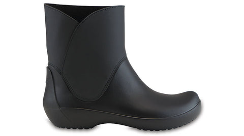 Crocs Rainfloe Bootie Black