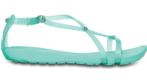 Crocs Really Sexi Flip Sandal Island Green