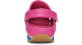 Crocs Kids Retro Clog Fuchcia Sea Blue