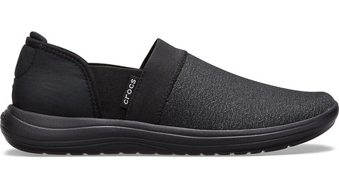 Crocs Reviva SlipOn Black-Flats