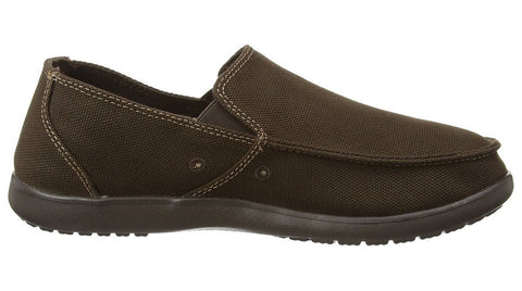 Crocs Santa Cruz Clean Cut Loafer Espresso