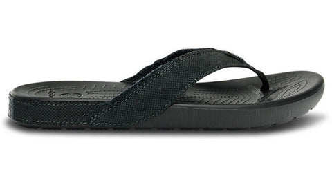 Crocs Santa Cruz II Flip Black