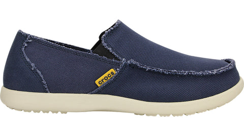 Crocs Santa Cruz Navy Stucco-Shoes