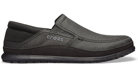 Crocs Santa Cruz Playa Slip-On Black-Shoes