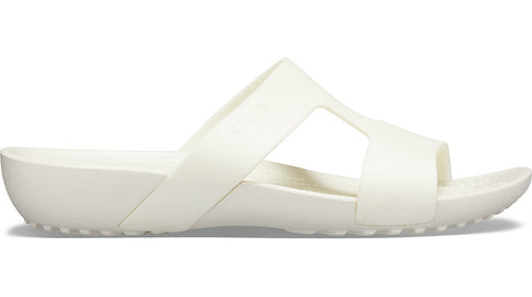 Crocs Serena Slide Oyster-Thongs
