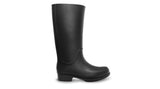 Crocs Wellie Rain Boot Black Mulbury