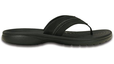 Crocs Mesa Flip Graphite Black