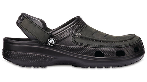 Crocs Yukon Vista Clog Black