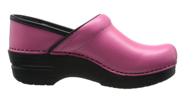Dansko Professional Cabrio Leather Azalea