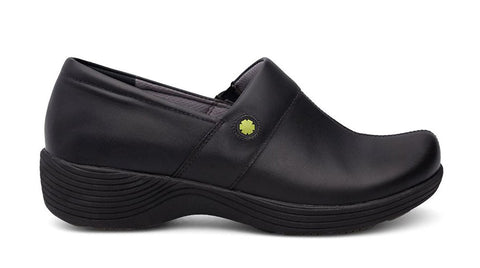 Work Wonders By Dansko Camellia Leather Black