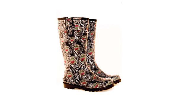 Pipduck Peacock Boot