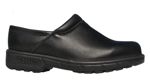 Rossi 324 Regency Chef Clog Black