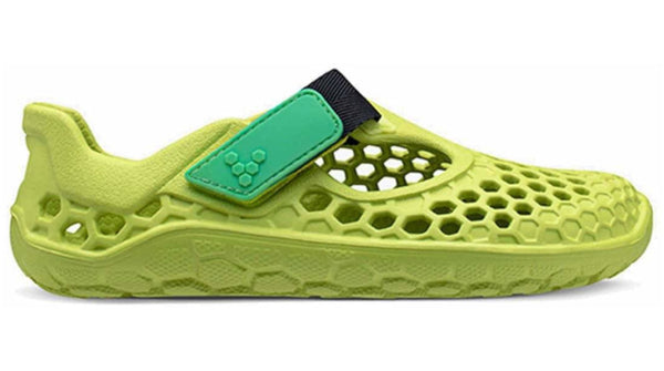 Vivobarefoot Kids Ultra Bloom Bio Lime-1