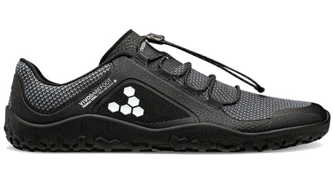 Vivobarefoot Men's Primus Trail FG Charcoal Black