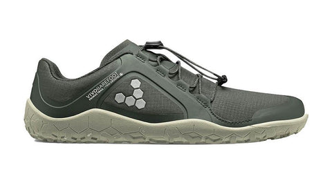 Vivobarefoot Men's Primus Trail II All Weather Full Ground Charcoal