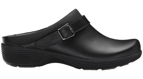 Work Wonders By Dansko Carnation Leather Black