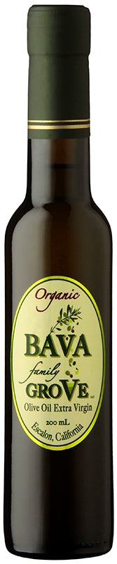200 ml. Bottles - Case of 12 Extra Virgin Olive Oil