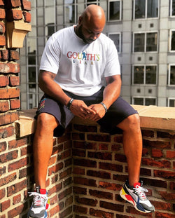 Goliath's Gear Multi-Color T-shirt
