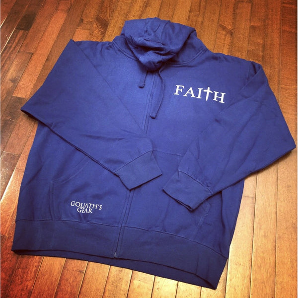 Faith Zip-Up Hoodie