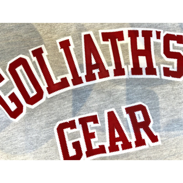 Goliath's Gear Heavyweight Hoodie